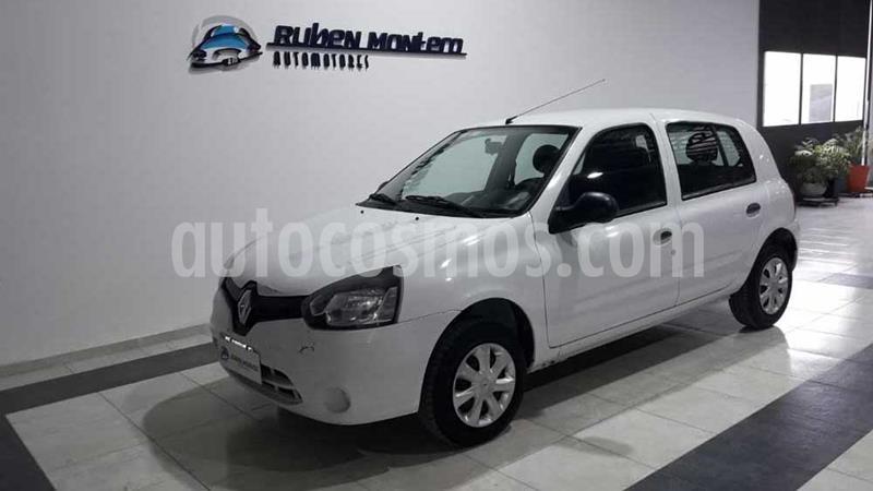 foto Renault Clio Mío Expression Pack II 5 puertas usado (2013) color Blanco precio $450.000