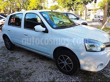 Renault Clio Mio 5P GT Line usado (2015) color Blanco precio $480.000