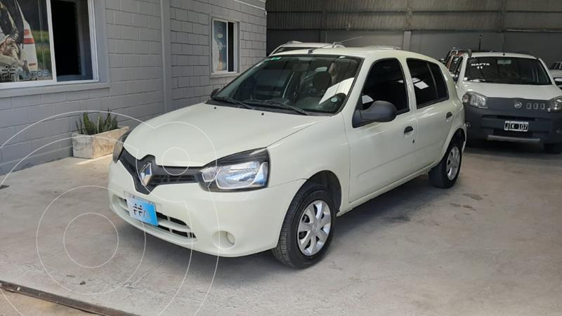 Renault Clio Mio 5P Confort Plus usado (2014) color Blanco precio $749.000