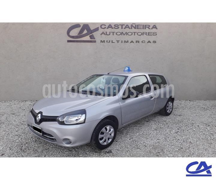 Renault Clio Mio 3P Confort Pack usado (2015) color Gris Claro precio $496.000