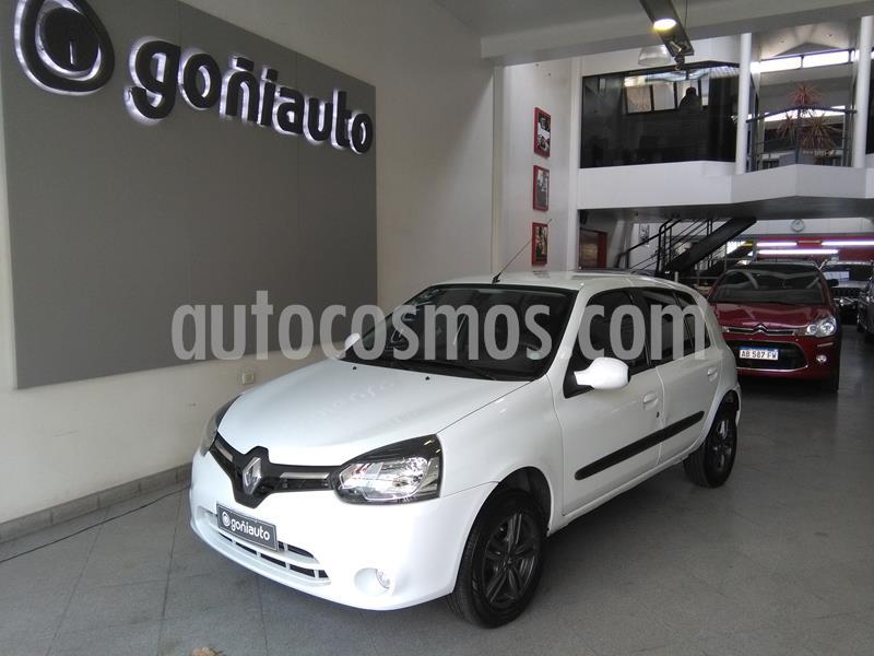 Renault Clio Mio 5P Dynamique usado (2016) color Blanco precio $570.000