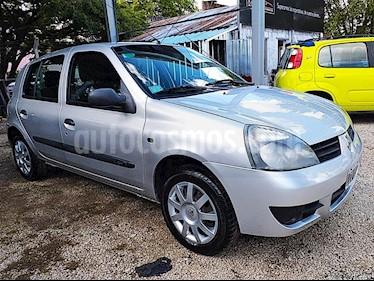 Renault Clio Mio 5P Confort Plus usado (2012) color Gris Claro precio $360.000