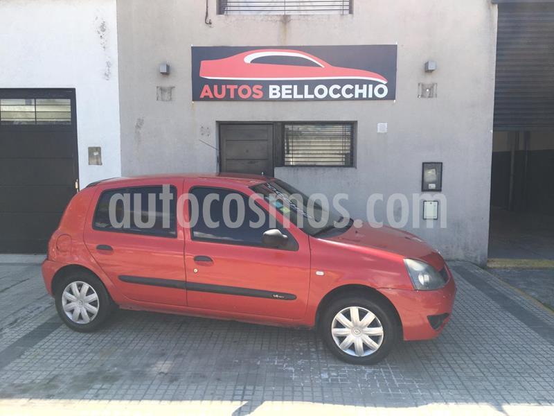 Renault Clio Mio 5P Confort  usado (2007) color Bronce precio $385.000