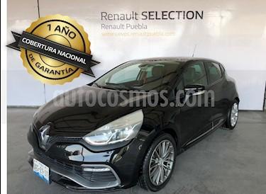 Foto venta Auto usado Renault Clio R.S. 200 EDC Privilege Piel (2015) color Negro precio $245,000