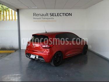 Foto venta Auto usado Renault Clio R.S. 200 EDC Privilege Piel (2017) color Rojo Pasion precio $305,000