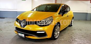 Foto venta Auto usado Renault Clio R.S. 5p Privilege RS 200 L4/1.6/T Piel Aut (2017) color Amarillo precio $325,000