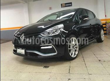 Renault Clio R.S. 200 EDC Privilege Piel usado (2015) color Negro precio $219,000