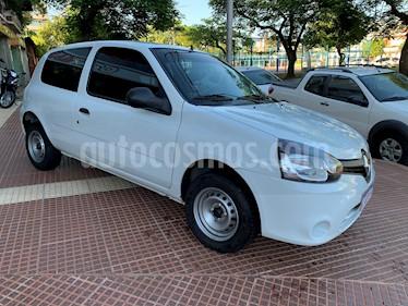 Renault Clio Work 1.2 usado (2016) color Blanco precio $354.990