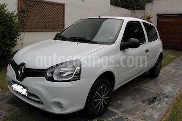 Renault Clio Work 1.2 usado (2016) color Blanco precio $355.000