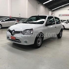Renault Clio Work 1.2L usado (2016) color Blanco precio $414.500
