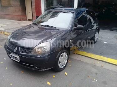 Foto venta Auto usado Renault Clio - (2005) color Gris precio $99.900