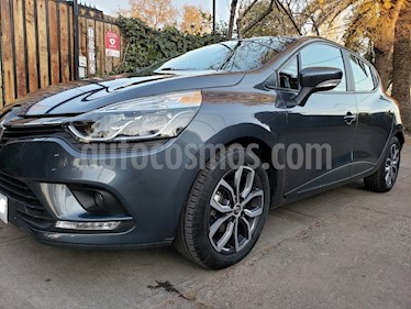 Foto venta Auto usado Renault Clio 1.2 Expression (2019) color Gris precio $7.150.000