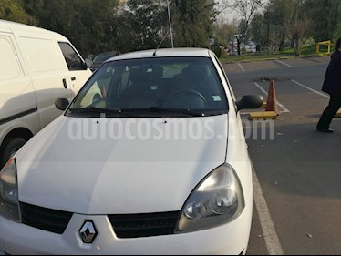 Renault Clio 1.2 usado (2007) color Blanco precio $2.800.000