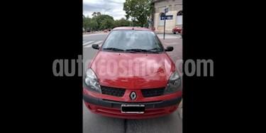 Foto venta Auto usado Renault Clio 1.6 (2003) color Rojo precio $135.000