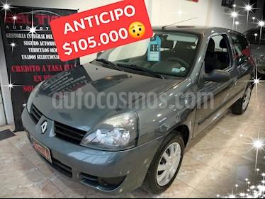 Foto venta Auto usado Renault Clio 1.6 (2011) color Gris Oscuro precio $105.000