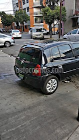 Renault Clio 1.6L Authentique Ac usado (2008) color Negro precio $60,000