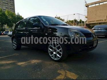 Foto venta Auto usado Renault Clio 1.6L Authentique Ac (2009) color Negro precio $55,000