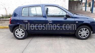Renault Clio 1.6L Energy Ac usado (2008) color Azul Crepusculo precio $52,000