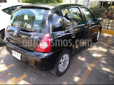 Foto Renault Clio 1.6L Expression Aut usado (2009) color Negro precio $60,000