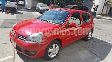 Foto venta Auto usado Renault Clio 1.6L Expression Aut (2008) color Rojo precio $59,000