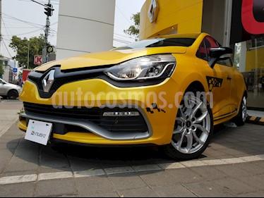 Foto venta Auto usado Renault Clio 2.0L Team Renault Sport (2015) color Amarillo precio $250,000