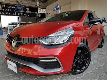 Renault Clio 2.0L Team Renault Sport usado (2015) color Rojo precio $249,000