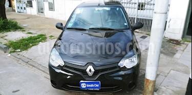 Foto venta Auto usado Renault Clio 3P 1.2 Authentique (2013) color Negro precio $110.000