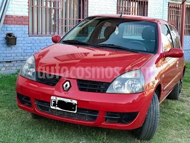 Foto venta Auto usado Renault Clio 3P 1.2 Authentique (2006) color Rojo precio $132.000