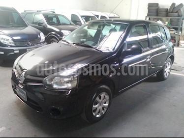 Foto venta Auto usado Renault Clio 3P 1.2 Authentique (2013) color Negro precio $187.000