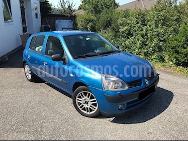 Foto venta Auto usado Renault Clio 3P 1.2 Authentique (2004) color Azul precio $65.000