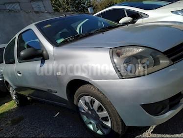 Foto venta Auto usado Renault Clio 3P 1.2 Authentique (2010) color Gris Claro precio $100.000