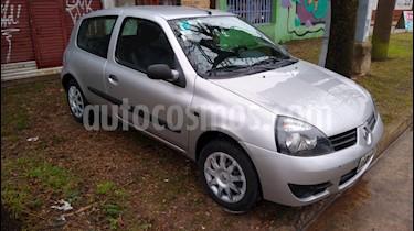 Foto venta Auto usado Renault Clio 3P 1.2 Authentique (2011) color Gris precio $195.000