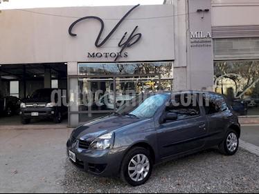 Foto venta Auto usado Renault Clio 3P 1.2 Authentique (2012) color Gris Oscuro precio $235.000