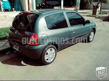 Foto venta Auto usado Renault Clio 3P 1.2 Base (2008) color Gris precio $119.000