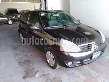Foto venta Auto usado Renault Clio 3P 1.2 Base (2007) color Negro precio $142.000