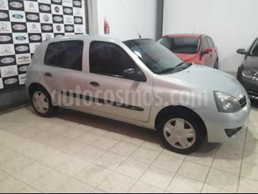 Foto venta Auto usado Renault Clio 3P 1.2 Bic Authentique (2007) color Gris Claro precio $170.000
