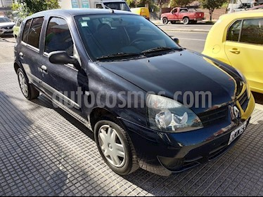 Foto venta Auto usado Renault Clio 3P 1.2 Bic Authentique (2011) color Azul precio $169.000