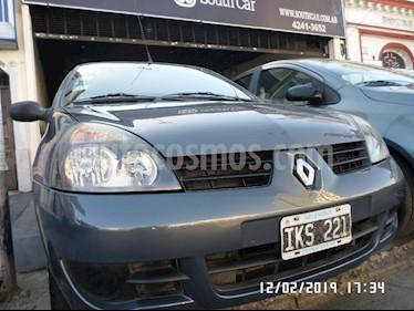 Foto venta Auto usado Renault Clio 3P 1.2 Bic Authentique (2009) color Gris Oscuro precio $167.000