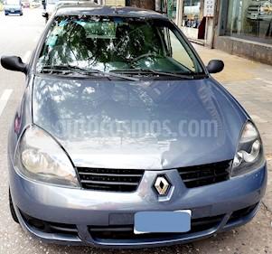 Foto venta Auto usado Renault Clio 3P 1.2 Bic Pack (2011) color Celeste precio $159.500