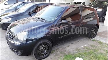 Foto venta Auto usado Renault Clio 3P 1.2 Campus Pack I (2012) color Azul Crepusculo precio $174.900