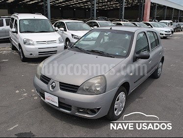 Foto venta Auto Usado Renault Clio 3P 1.2 Pack (2007) color Gris precio $145.000