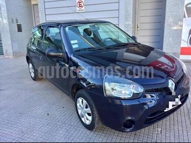 Foto venta Auto usado Renault Clio 3P 1.2 Pack (2015) color Azul precio $228.000