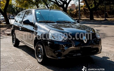 Foto venta Auto usado Renault Clio 3P 1.2 Pack (2015) color Negro precio $305.000