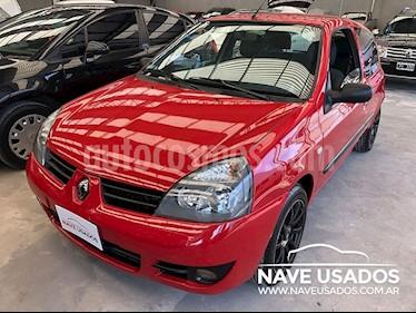 Foto venta Auto Usado Renault Clio 3P 1.2 Pack (2008) color Rojo