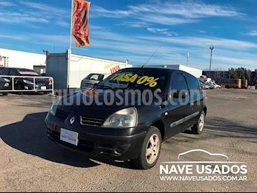 Foto venta Auto usado Renault Clio 3P 1.2 Pack (2008) color Negro precio $158.000