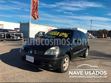 Foto venta Auto Usado Renault Clio 3P 1.2 Pack (2008) color Negro