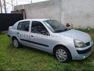 Foto venta Auto usado Renault Clio 3P 1.5 dCi Authentique (2004) color Gris precio $130.000