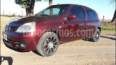 Foto venta Auto usado Renault Clio 3P 1.6 Dynamique (2006) color Rojo precio $165.000