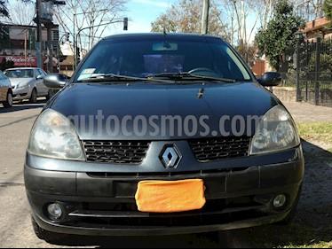 Foto venta Auto usado Renault Clio 3P 1.6 Dynamique (2005) color Gris precio $198.000