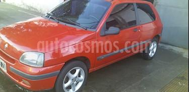 Foto venta Auto usado Renault Clio 3P RN Pack (1999) color Rojo precio $95.000